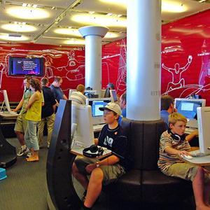 Интернет-кафе Дигоры