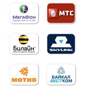 Операторы сотовой связи Дигоры