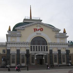 Железнодорожные вокзалы Дигоры